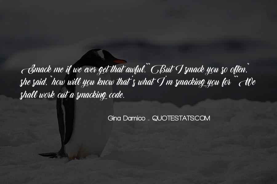 Gina Damico Quotes #4