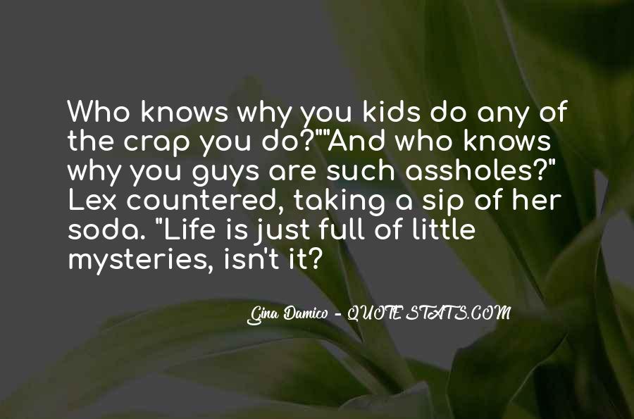Gina Damico Quotes #42346