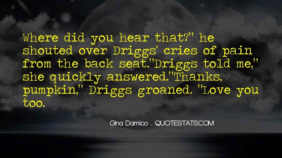 Gina Damico Quotes #498557