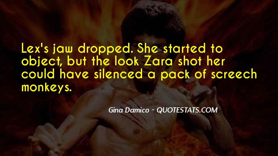 Gina Damico Quotes #575663