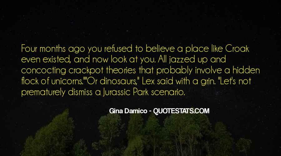 Gina Damico Quotes #640599