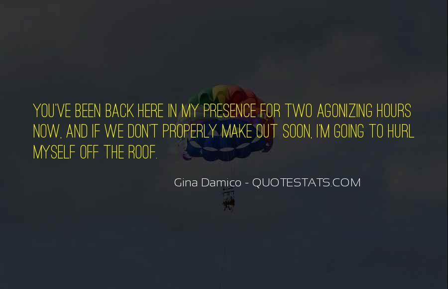 Gina Damico Quotes #703121