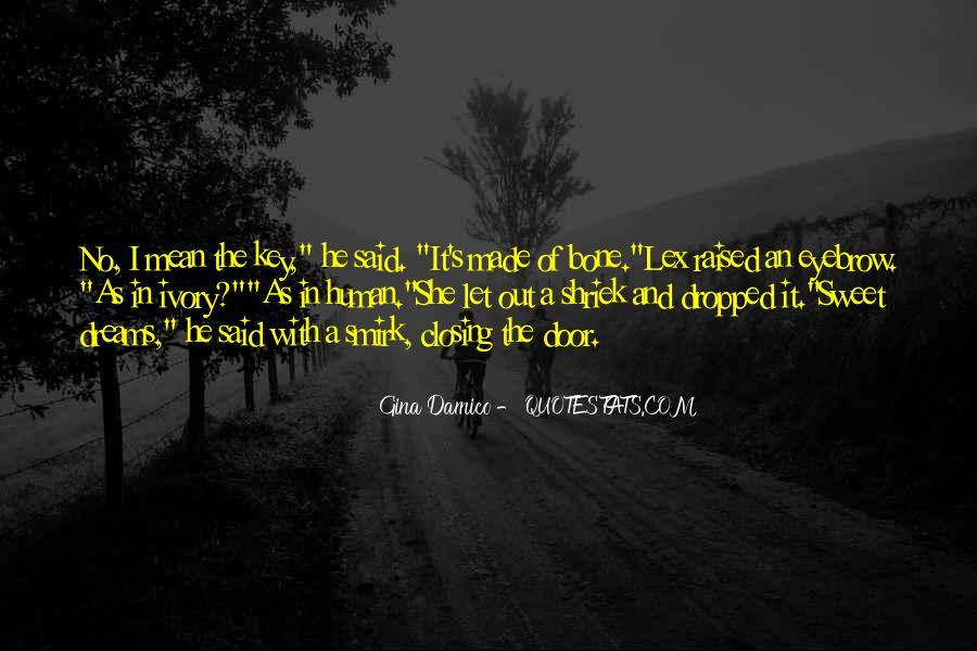 Gina Damico Quotes #741075