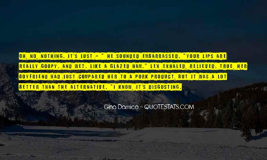 Gina Damico Quotes #830097