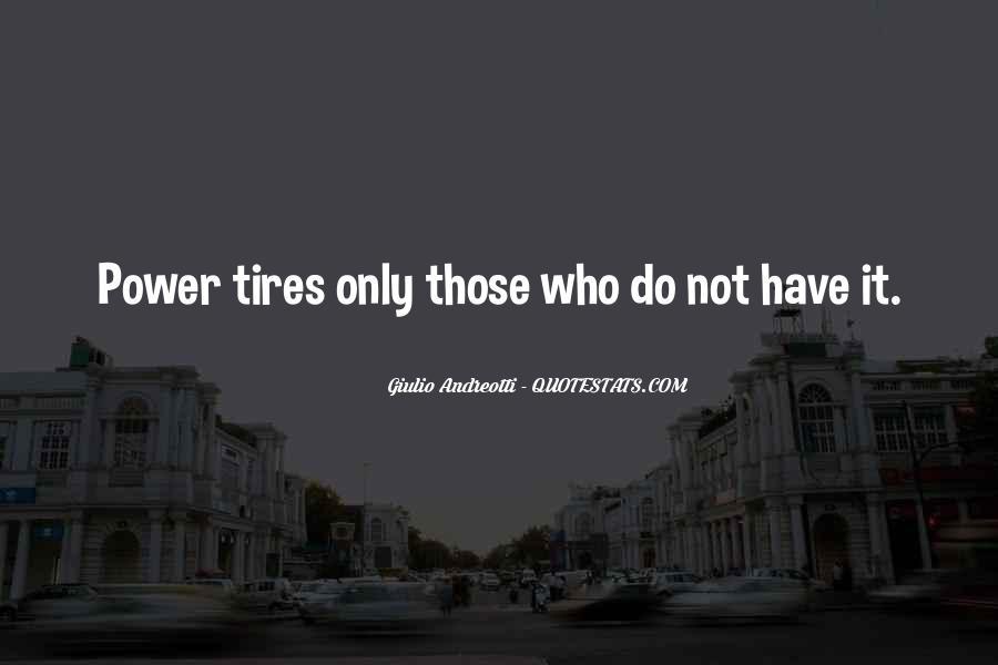 Giulio Andreotti Quotes #1145823