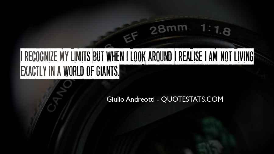 Giulio Andreotti Quotes #1602375