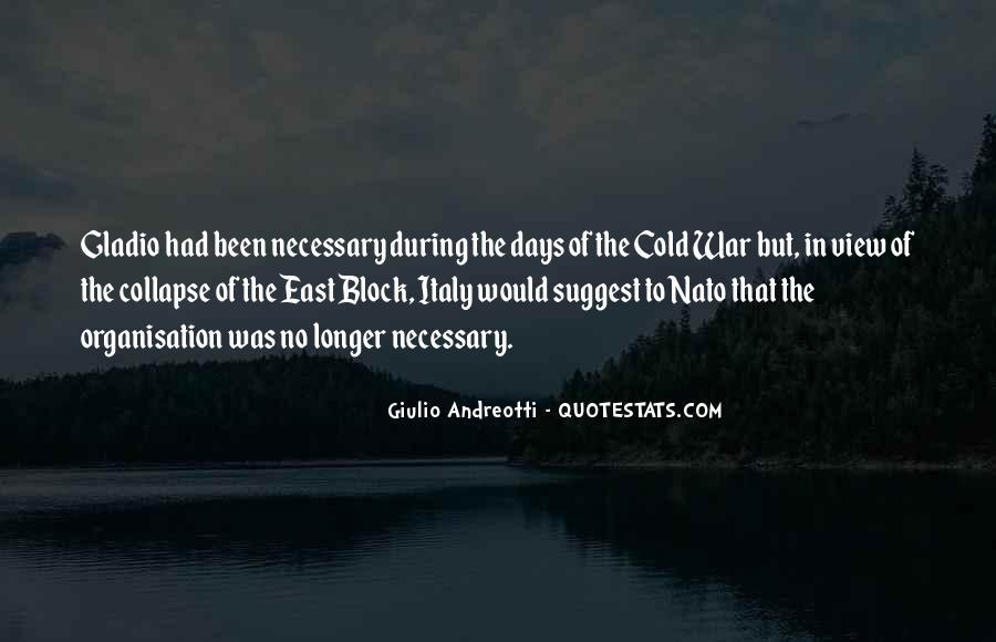 Giulio Andreotti Quotes #567833