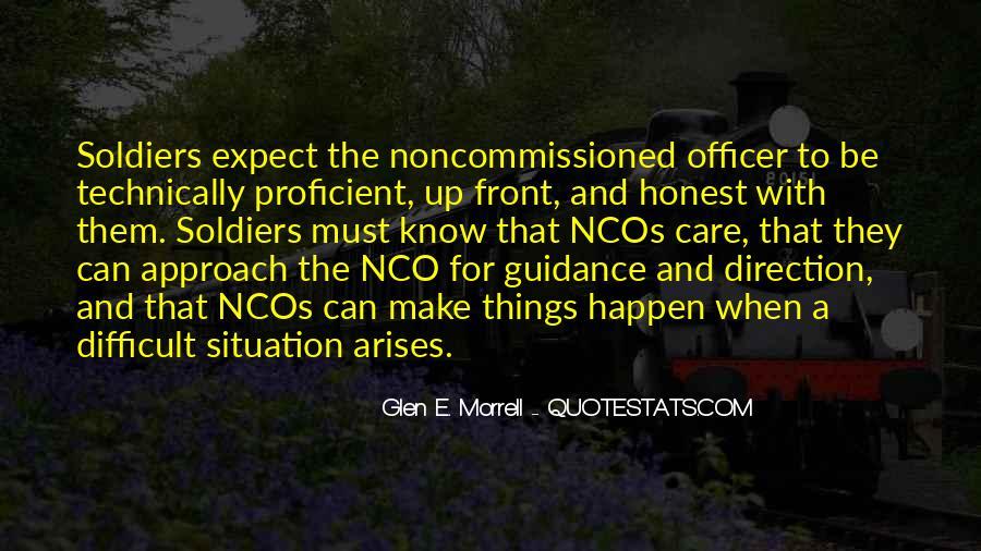 Glen E. Morrell Quotes #667881