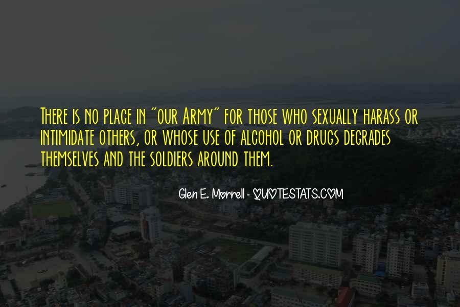 Glen E. Morrell Quotes #958643