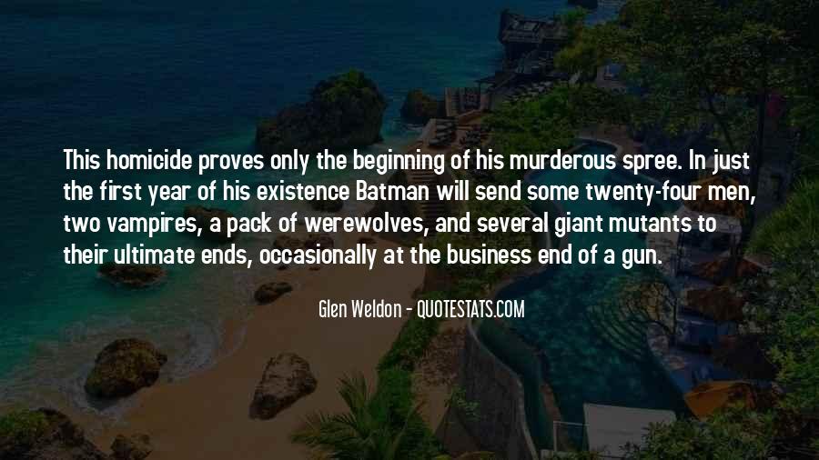 Glen Weldon Quotes #1475938