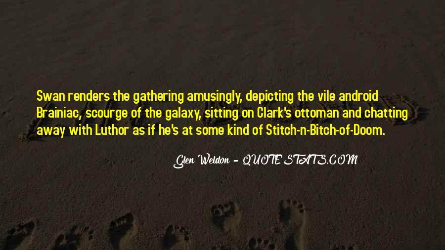 Glen Weldon Quotes #256399