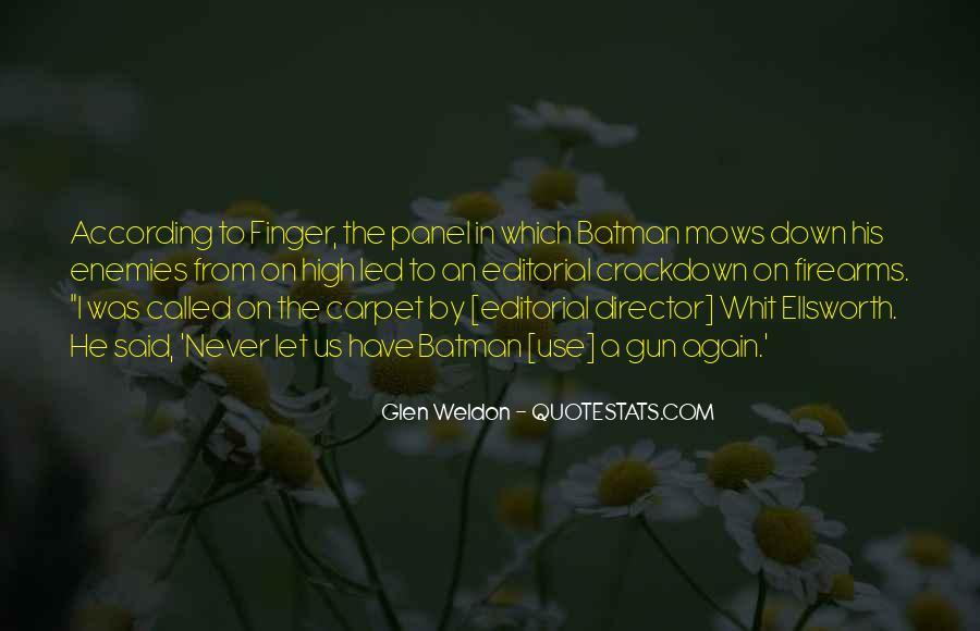 Glen Weldon Quotes #744417