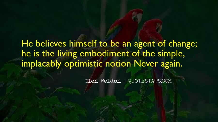 Glen Weldon Quotes #933323
