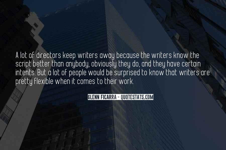 Glenn Ficarra Quotes #1085664