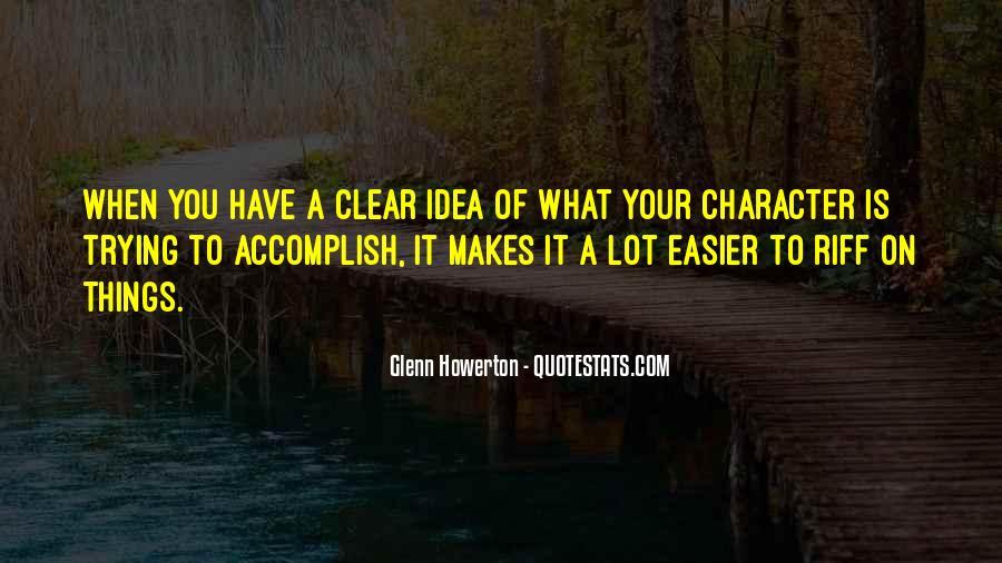 Glenn Howerton Quotes #316951