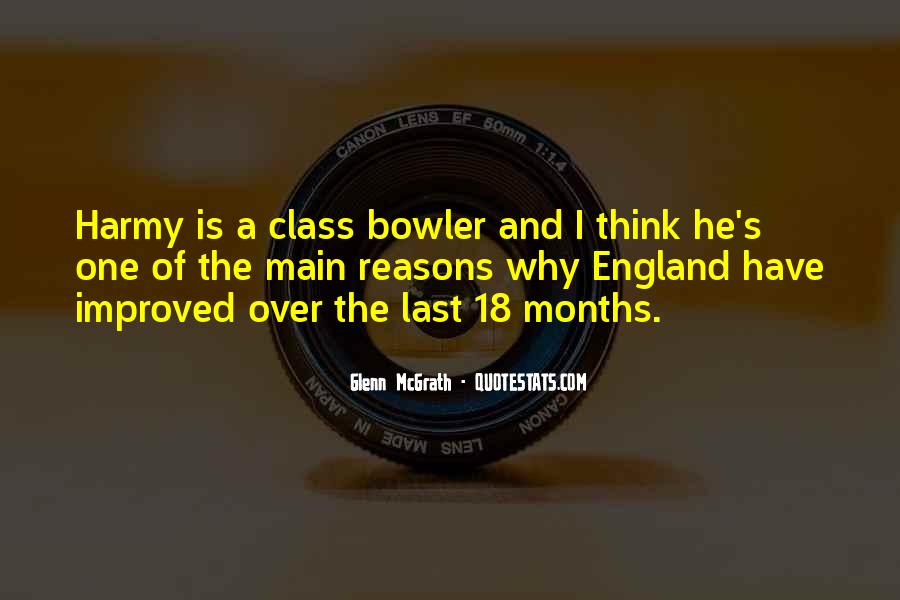 Glenn McGrath Quotes #500272