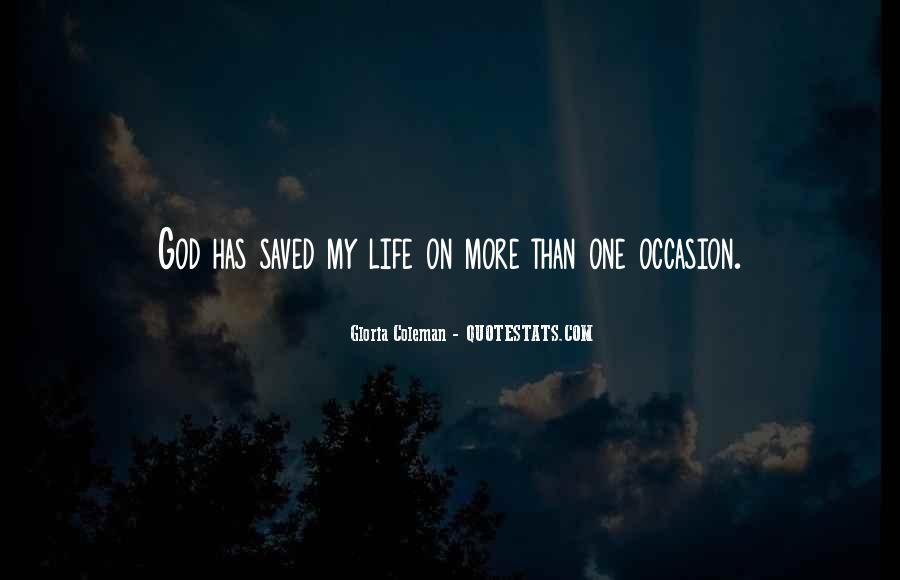 Gloria Coleman Quotes #72822