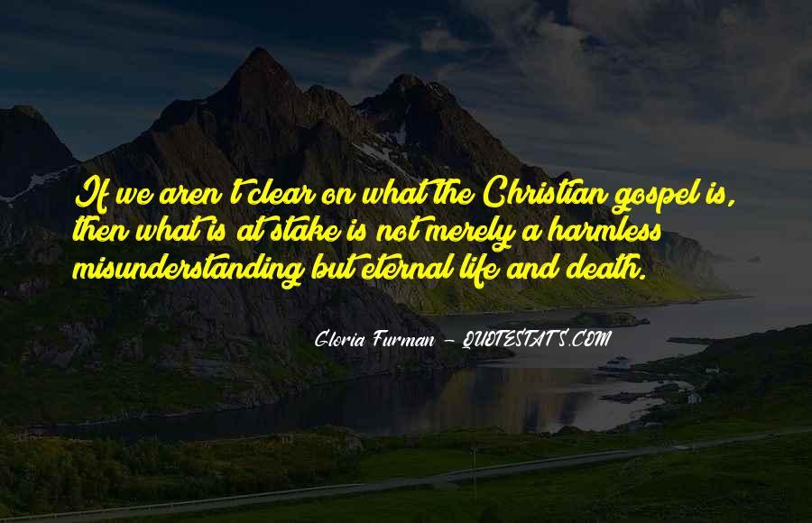 Gloria Furman Quotes #103632