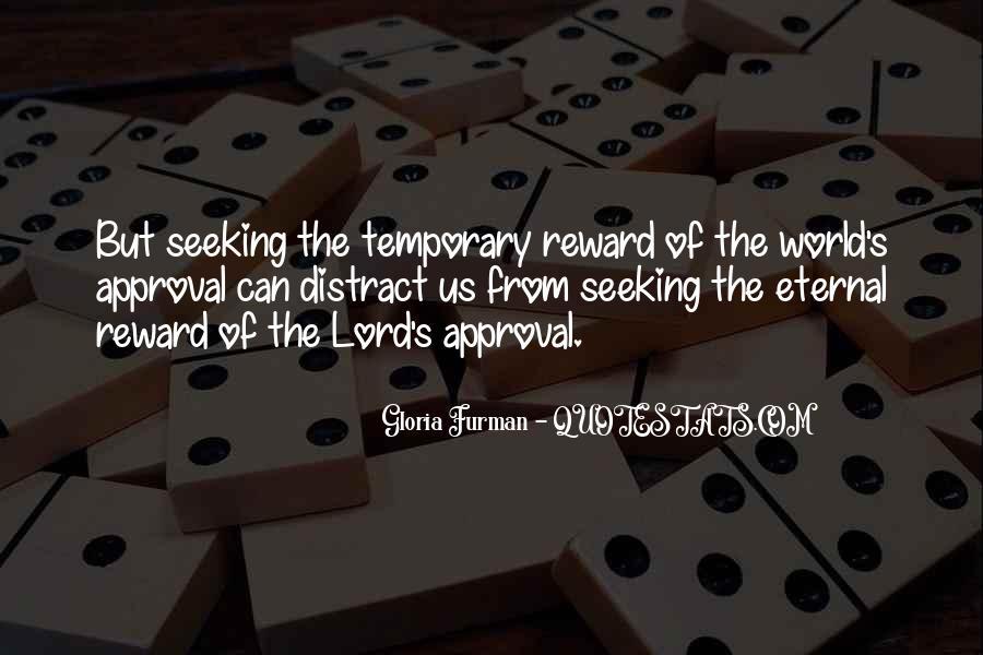 Gloria Furman Quotes #1140069
