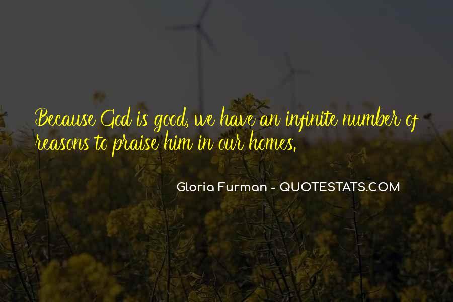 Gloria Furman Quotes #1205494