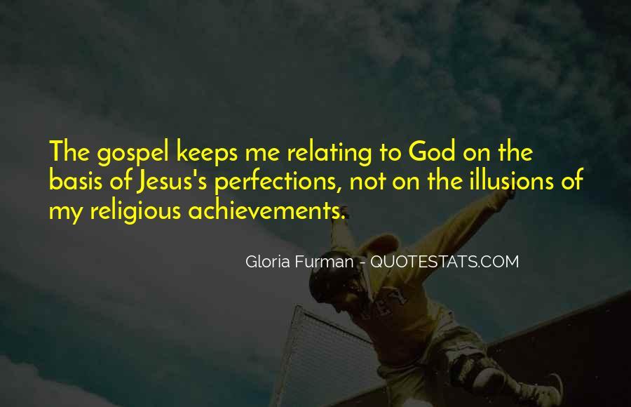 Gloria Furman Quotes #1497848