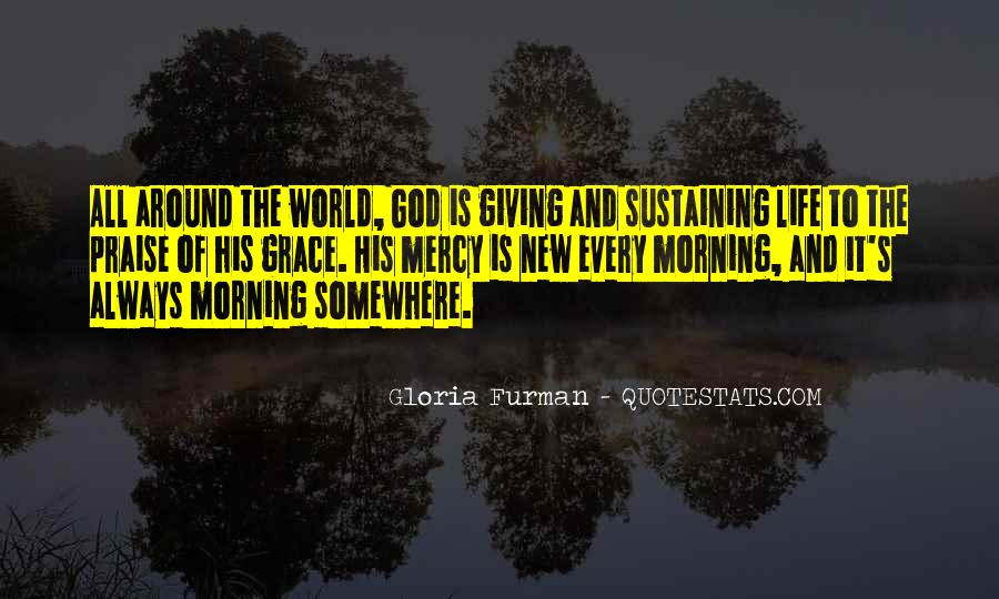 Gloria Furman Quotes #878694