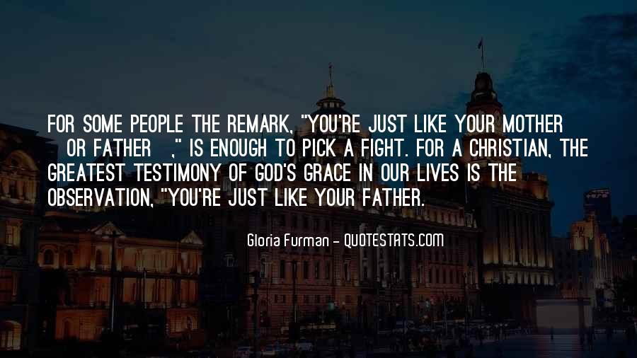 Gloria Furman Quotes #962081