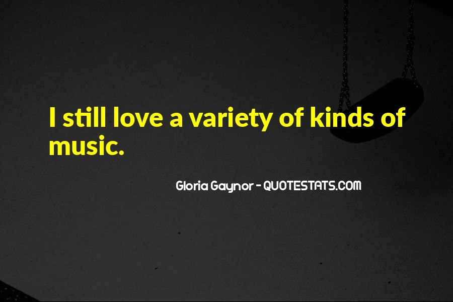 Gloria Gaynor Quotes #1081373
