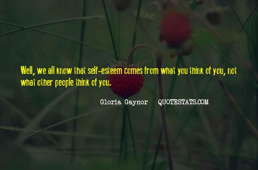 Gloria Gaynor Quotes #1115753