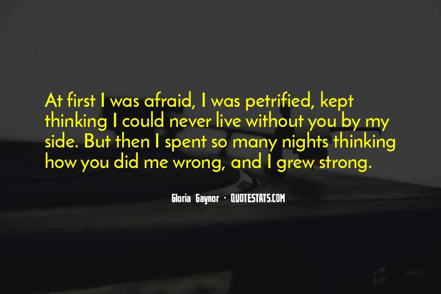 Gloria Gaynor Quotes #1158405