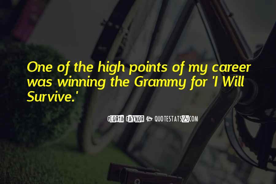 Gloria Gaynor Quotes #1832981