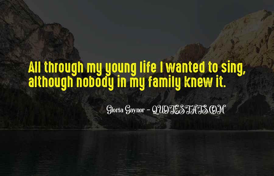 Gloria Gaynor Quotes #1879523