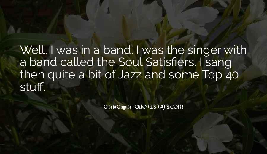 Gloria Gaynor Quotes #652314