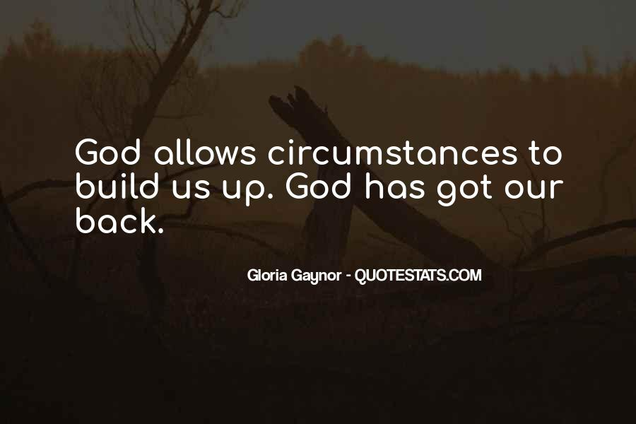 Gloria Gaynor Quotes #664096
