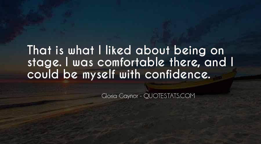 Gloria Gaynor Quotes #782212