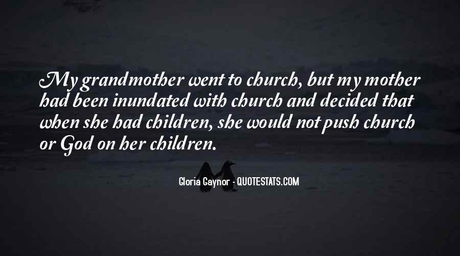 Gloria Gaynor Quotes #909790