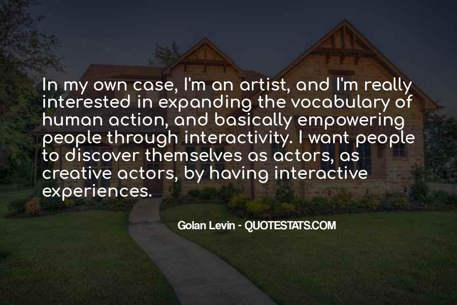 Golan Levin Quotes #70572