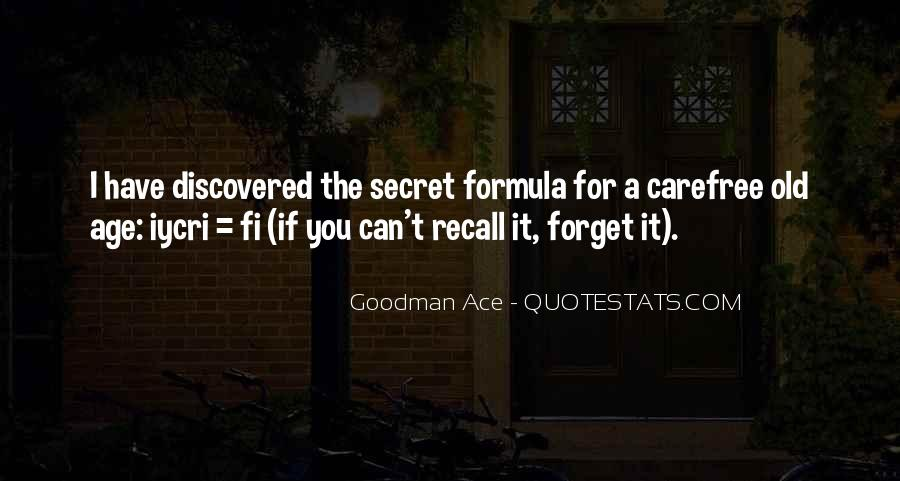 Goodman Ace Quotes #834732