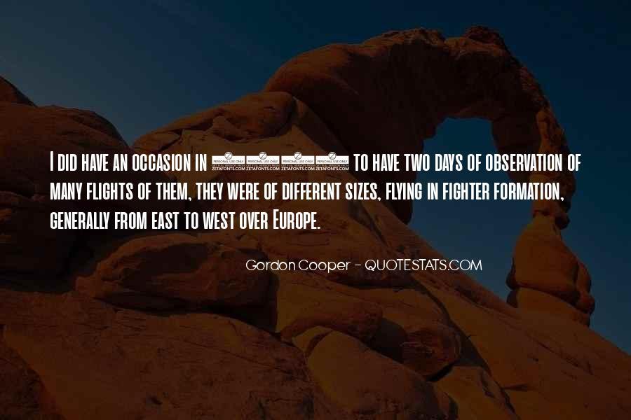 Gordon Cooper Quotes #33852