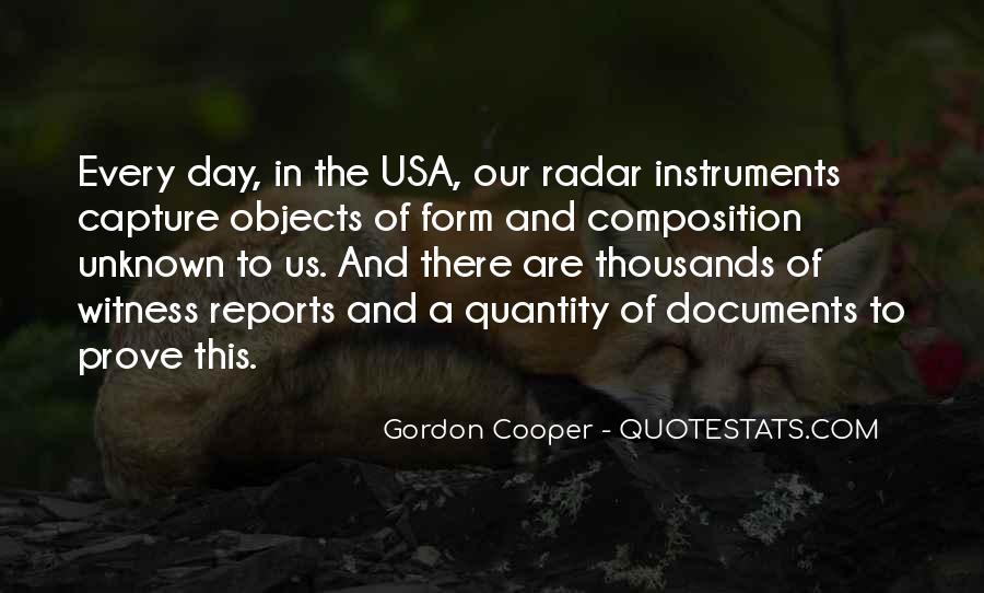 Gordon Cooper Quotes #626972