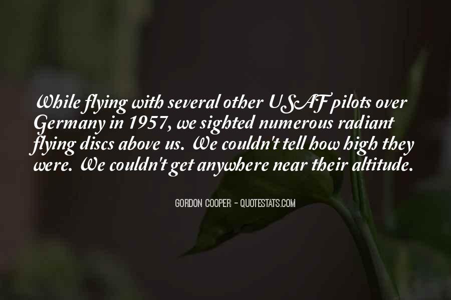 Gordon Cooper Quotes #644474