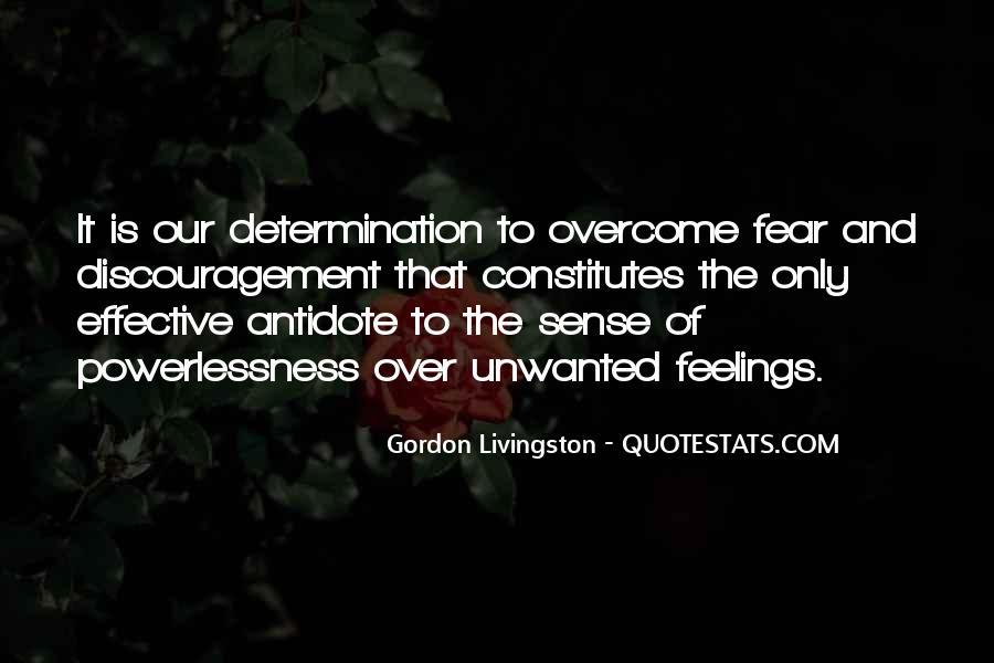 Gordon Livingston Quotes #1039952