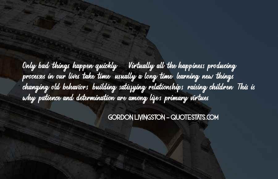 Gordon Livingston Quotes #266036