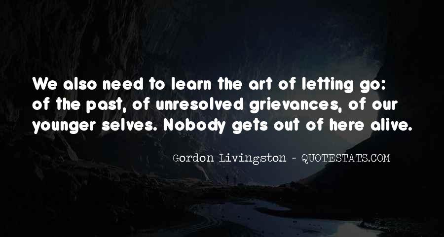Gordon Livingston Quotes #428608
