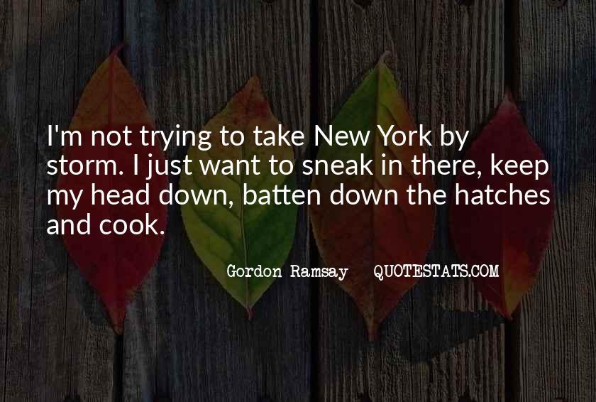 Gordon Ramsay Quotes #1634806