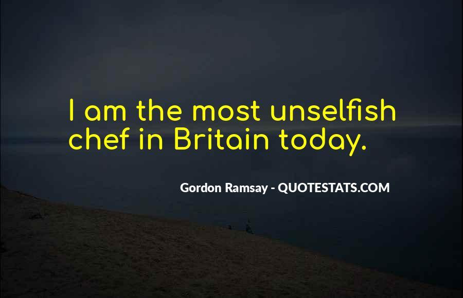 Gordon Ramsay Quotes #2029