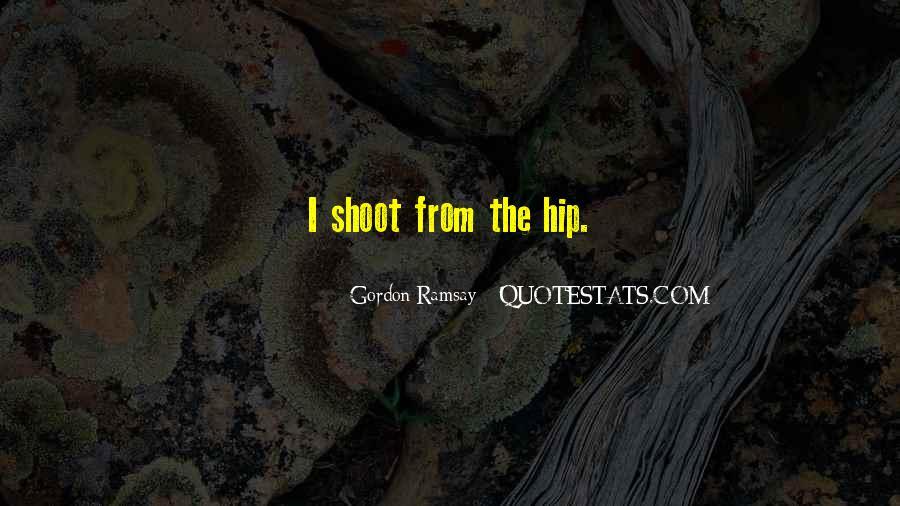 Gordon Ramsay Quotes #36937