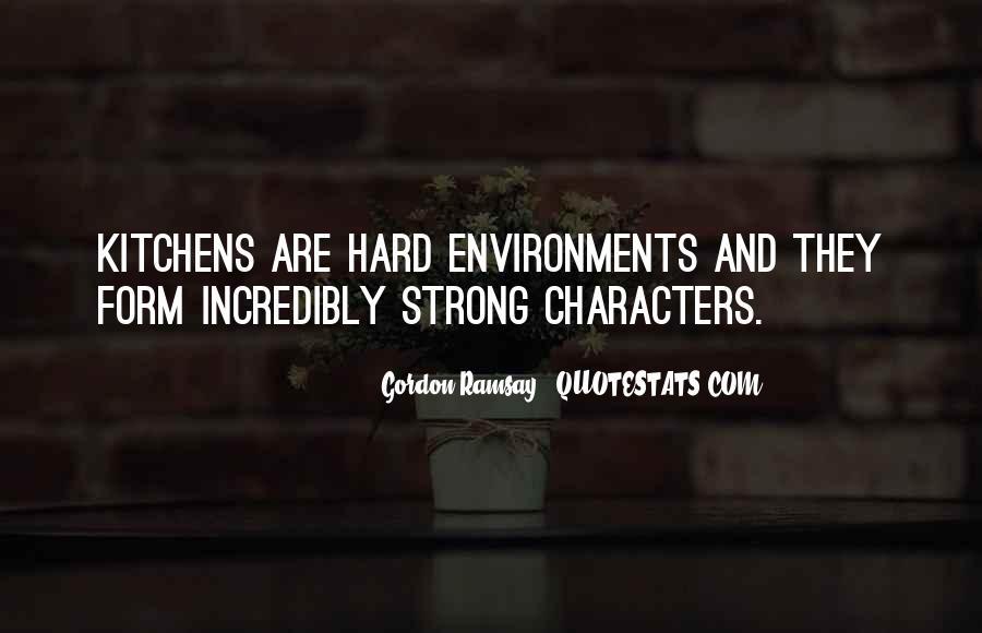 Gordon Ramsay Quotes #437600