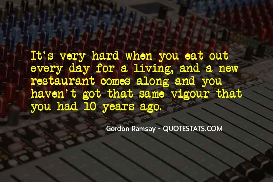 Gordon Ramsay Quotes #561685