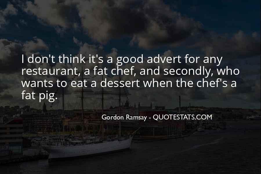 Gordon Ramsay Quotes #689310